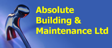 Absolute Building and Maintenance Ltd Logo